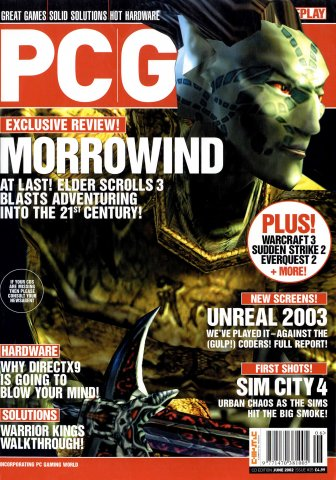 PC Gameplay Issue 25 (June 2002)