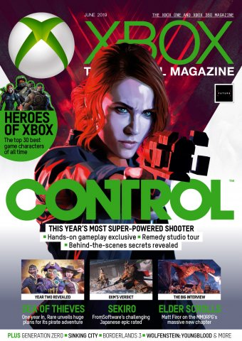 XBOX The Official Magazine Issue 177 (June 2019)