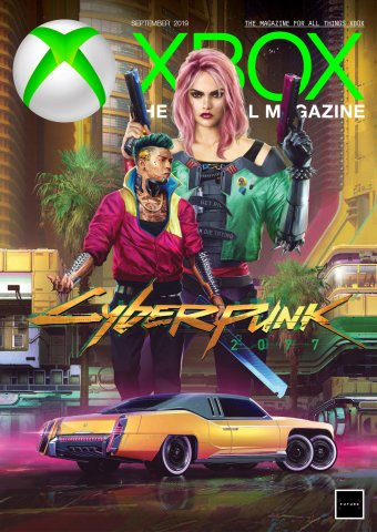 XBOX The Official Magazine Issue 180 (September 2019)