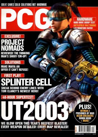 PC Gameplay Issue 30 (November 2002)
