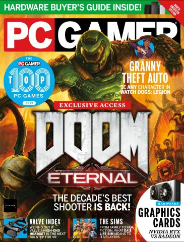 PC Gamer Issue 322 (October 2019)