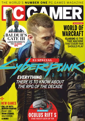 PC Gamer UK 333 (August 2019)