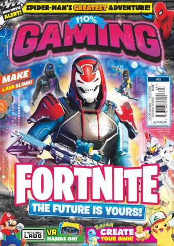110% Gaming Issue 063 (July 2019)