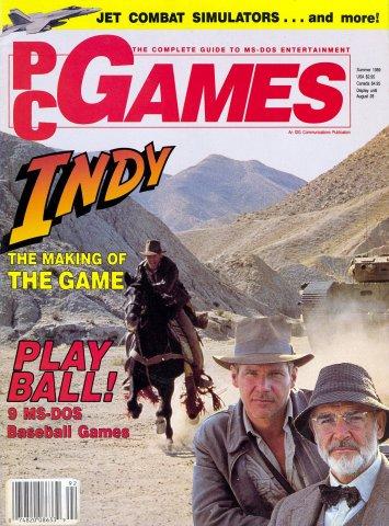 PCGames (1989 Summer)