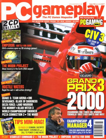 PC Gameplay Issue 10 (March 2001)