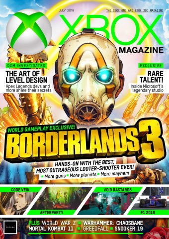 XBOX The Official Magazine Issue 178 (July 2019)