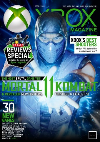 XBOX The Official Magazine Issue 175 (April 2019)