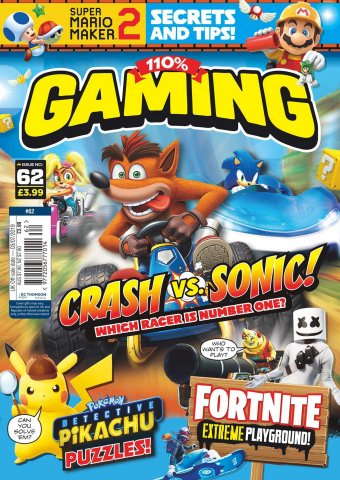 110% Gaming Issue 062 (June 2019)