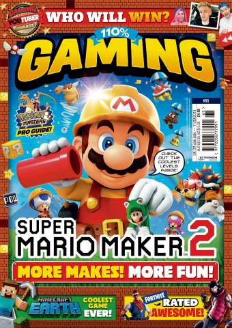 110% Gaming Issue 065 (September 2019)