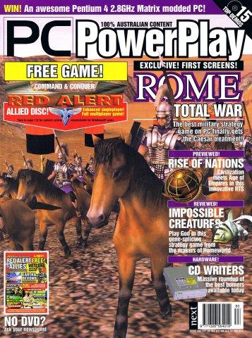 PC PowerPlay 083 (February 2003)