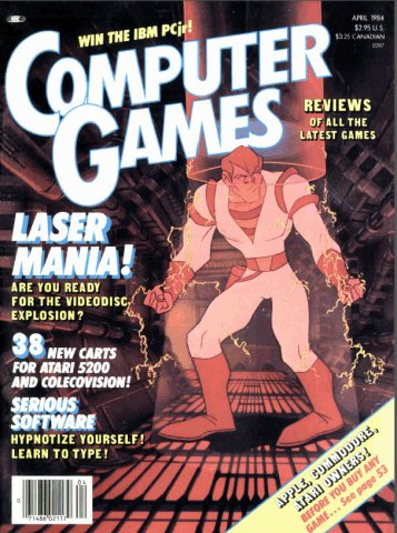 Computer Games Issue 006 (April 1984)