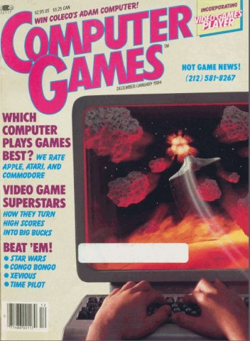 Computer Games Issue 004 (December / January 1984)