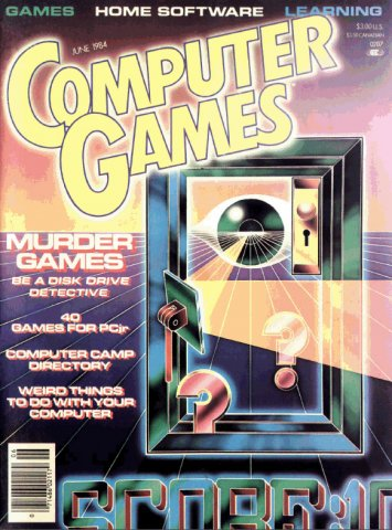 Computer Games Issue 007 (June 1984)
