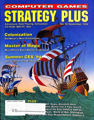 Computer Games Strategy Plus Issue 046 (September 1994)