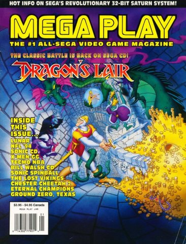 Mega Play Vol.4 No.6 (December 1993)