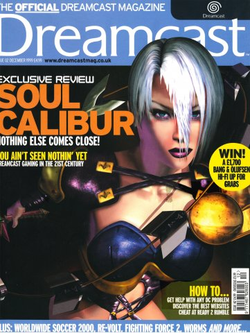Official Dreamcast Magazine 02 (December 1999)