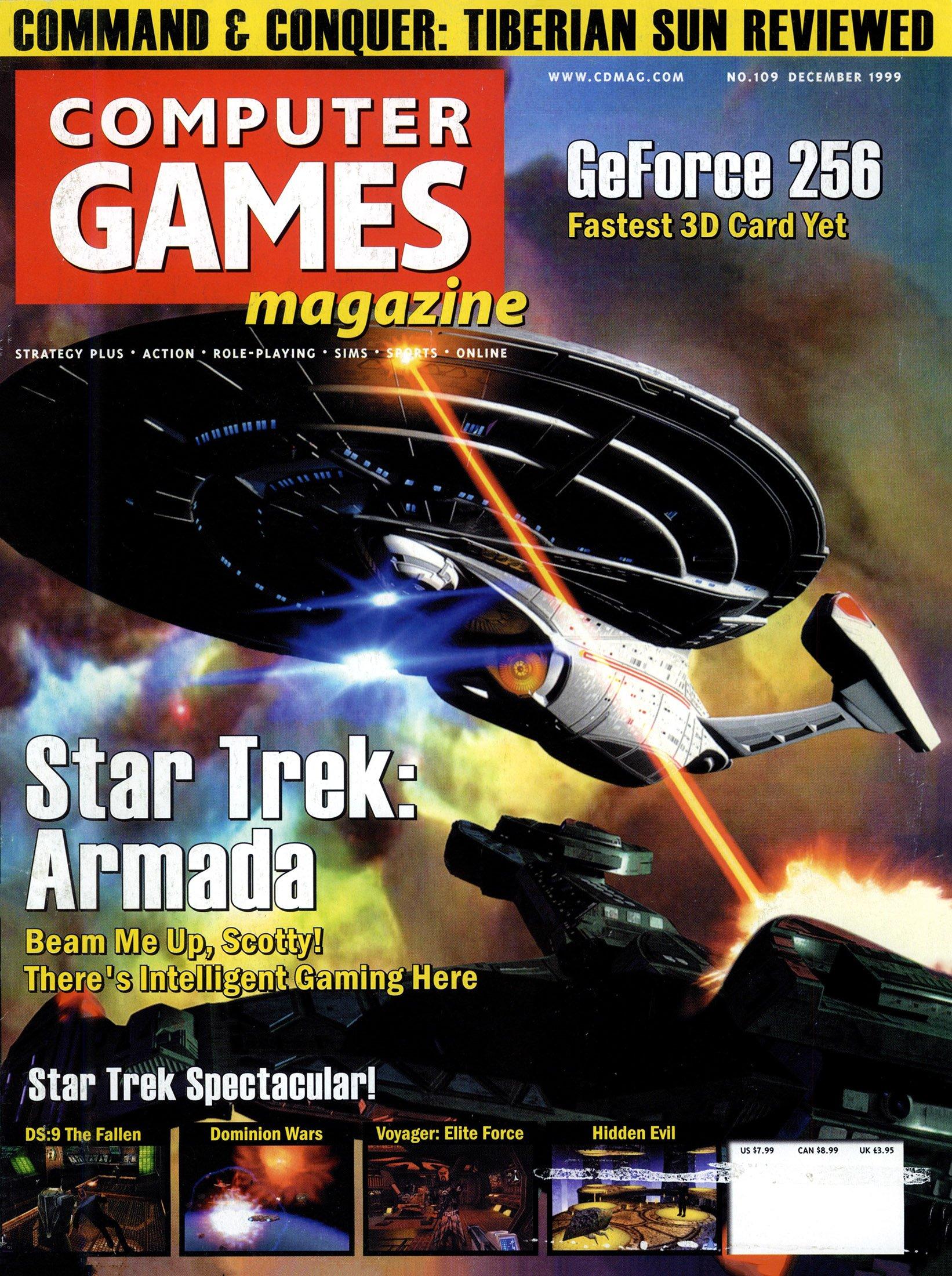 Computer Games Magazine Issue 109 (December 1999)