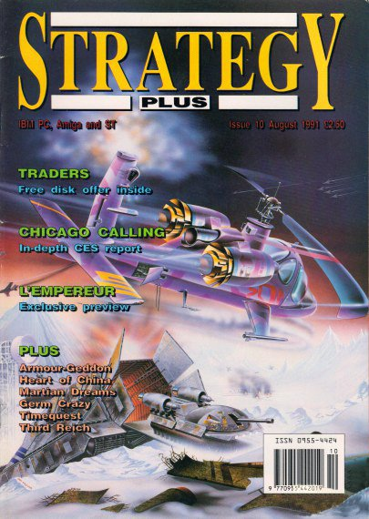 Strategy Plus Issue 10 (August 1991)