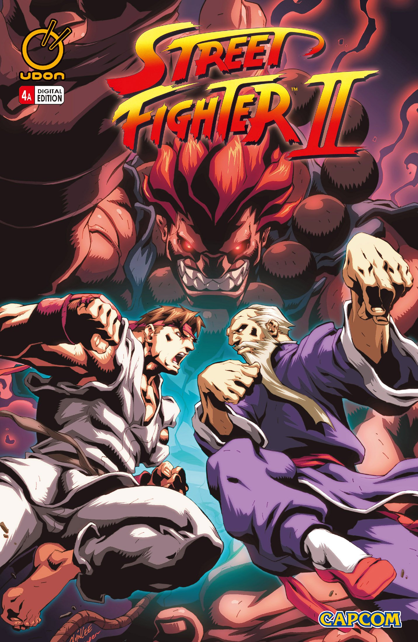 Street Fighter II Issue 4 (May 2006) (cover a)