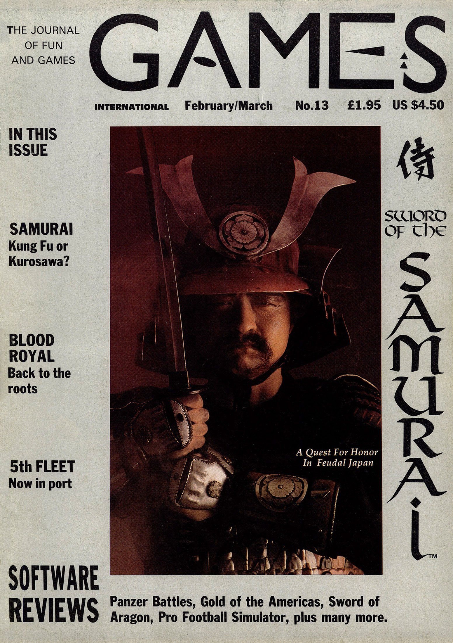 Games International Issue 13 (February-March 1990)