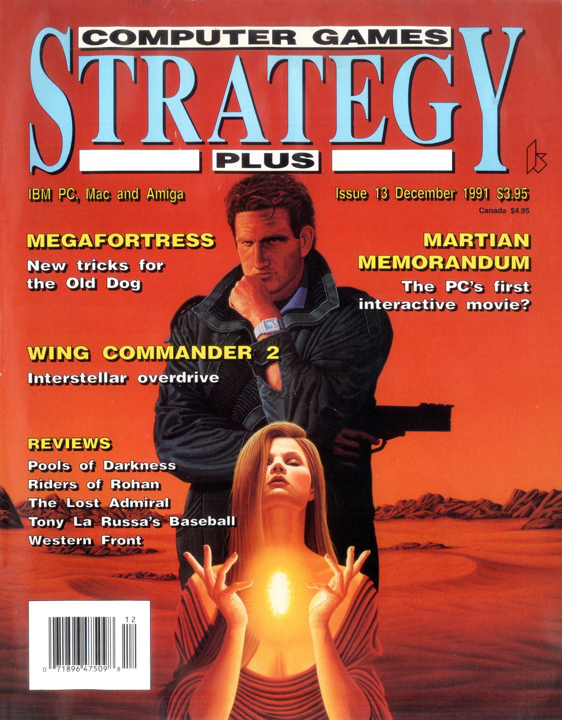 Computer Games Strategy Plus Issue 013 (December 1991) (USA edition)