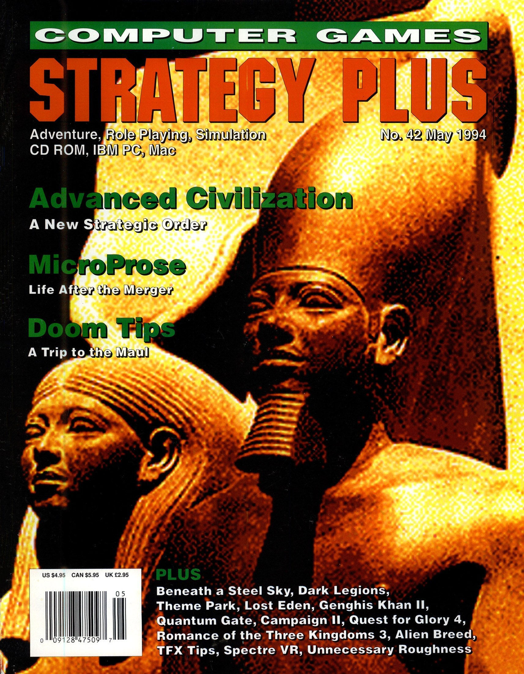 Computer Games Strategy Plus Issue 042 (May 1994)