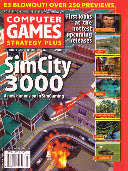 Computer Games Strategy Plus Issue 082 (September 1997)