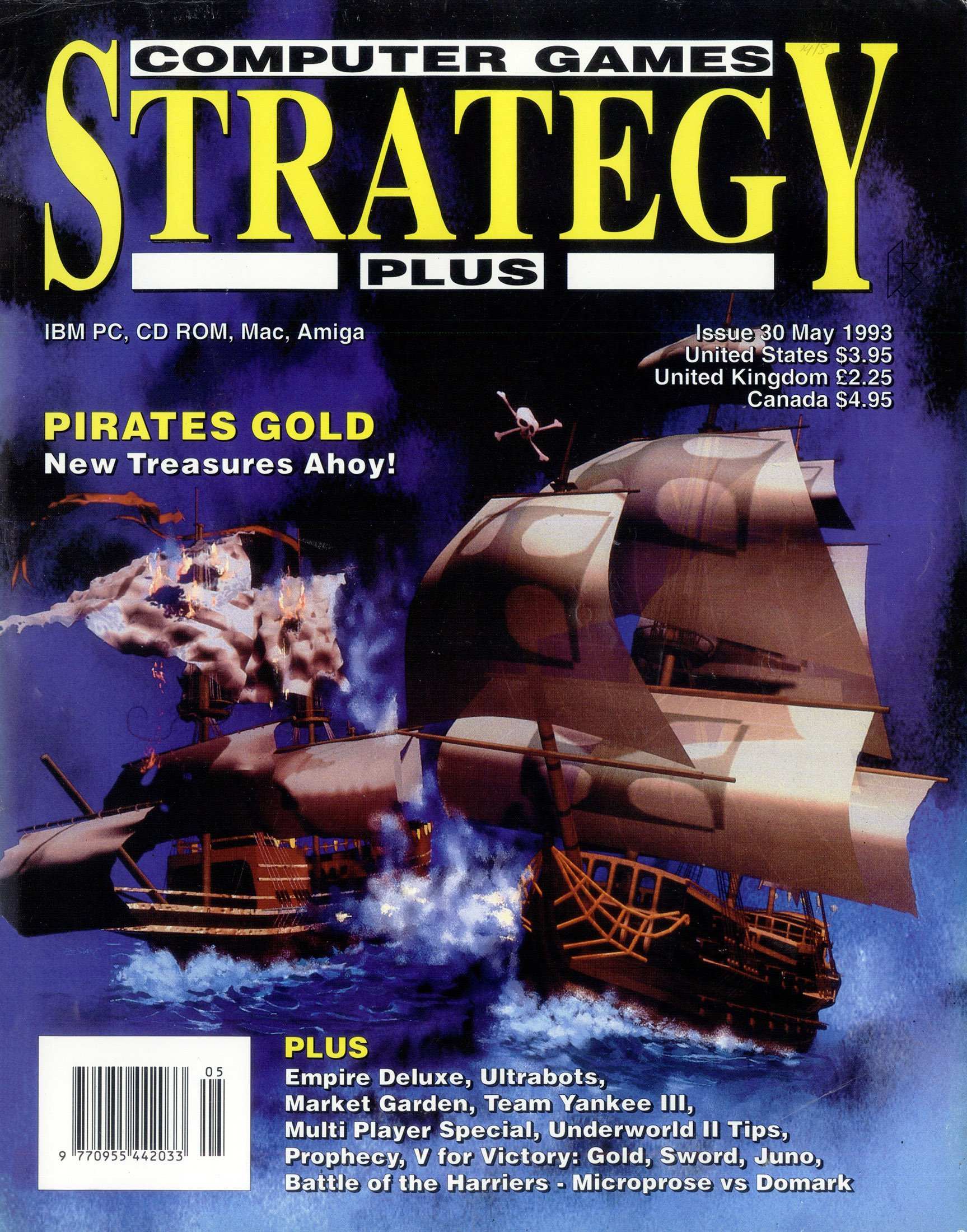 Computer Games Strategy Plus Issue 030 (May 1993)