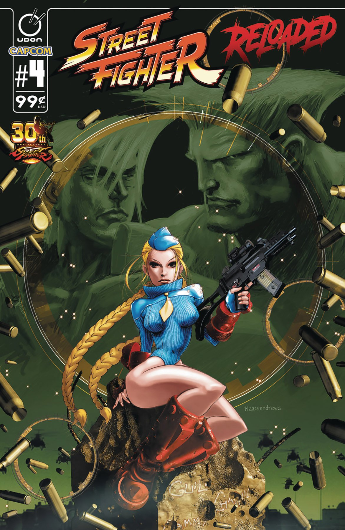 Street Fighter Reloaded 04