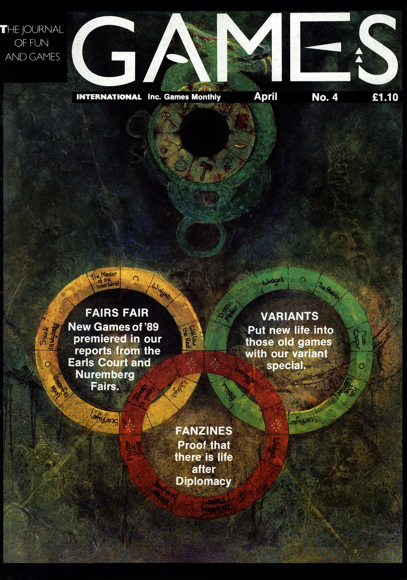 Games International Issue 04 (April 1989)