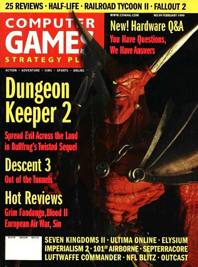 Computer Games Strategy Plus Issue 099 (February 1999)