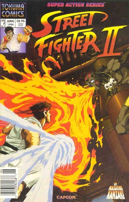 Street Fighter II 03 (June 1994)