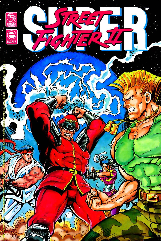 Street Fighter 008 (1994)
