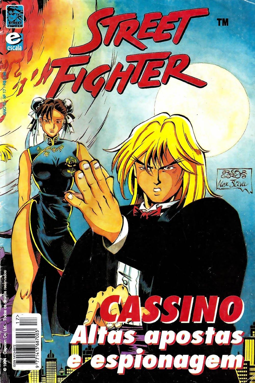 Street Fighter 017 (1995)