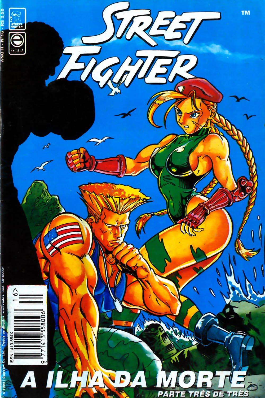 Street Fighter 016 (1995)