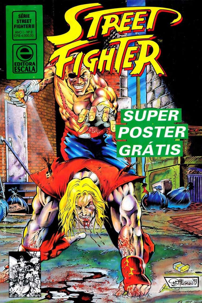 Street Fighter 002 (1994)
