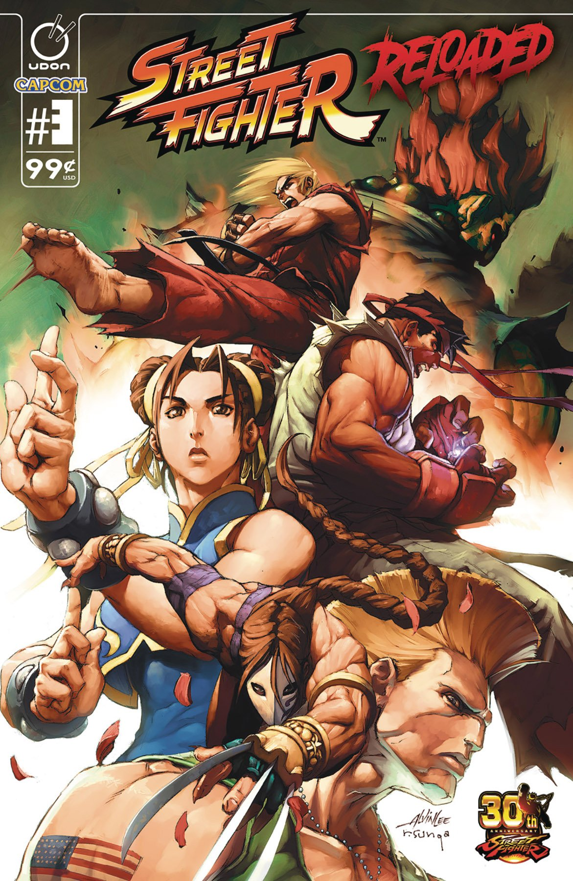 Street Fighter Reloaded 03