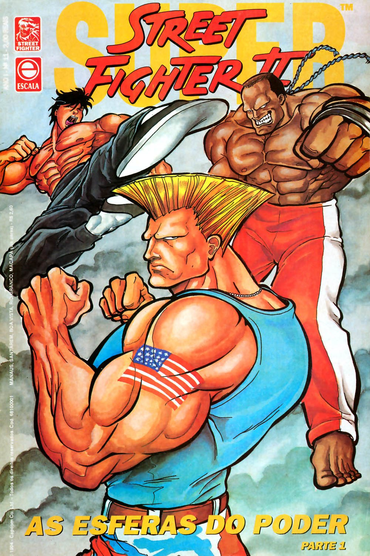Street Fighter 011 (1994)