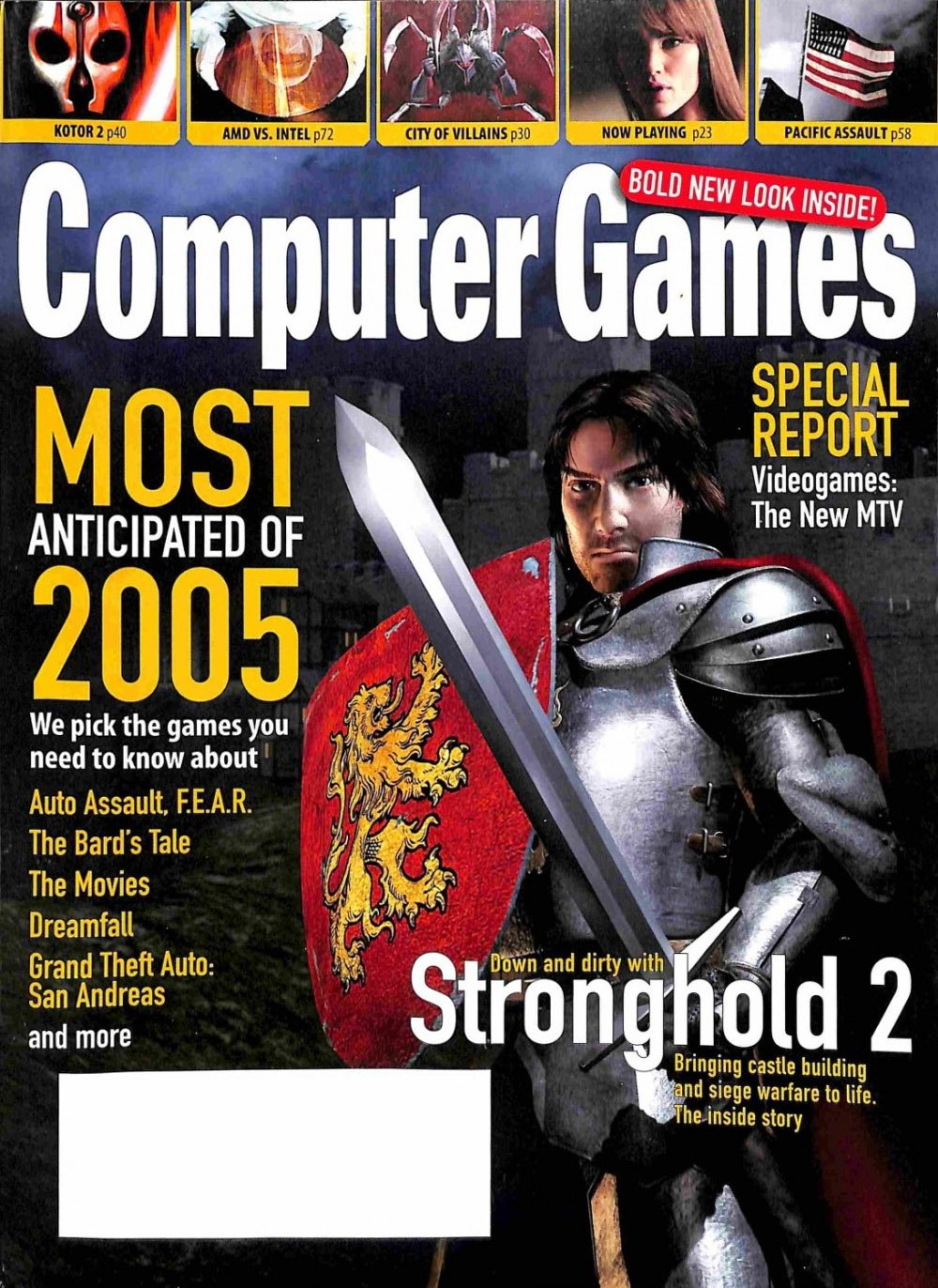 Computer Games Issue 171 (February 2005)