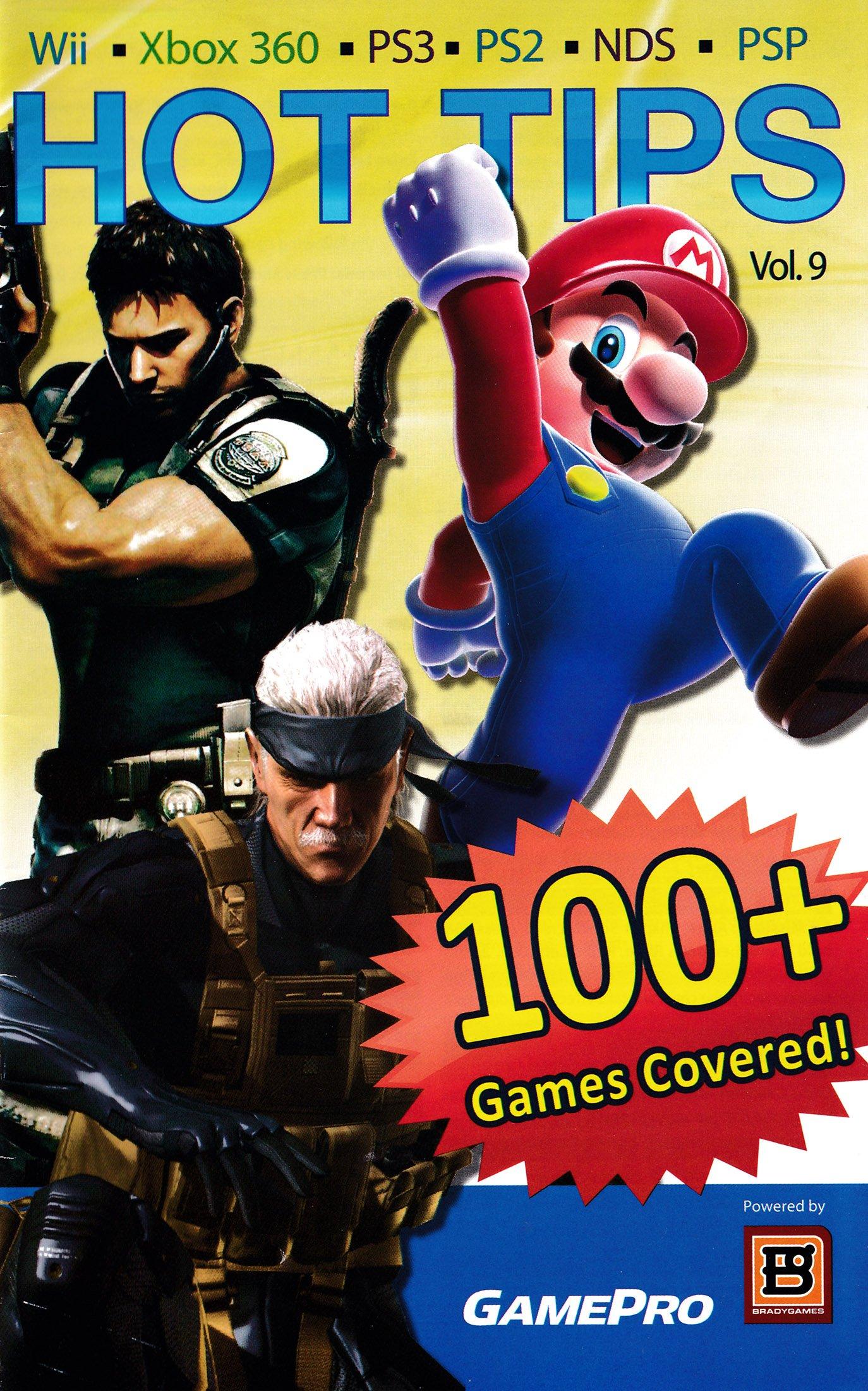 GamePro Hot Tips Volume 9