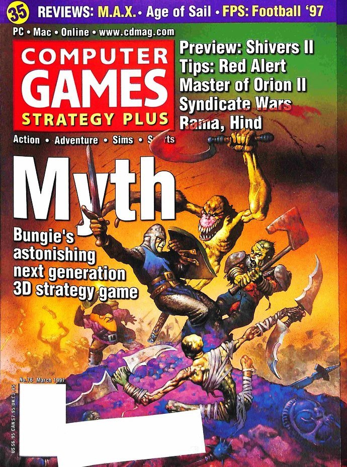 Computer Games Strategy Plus Issue 076 (March 1997)