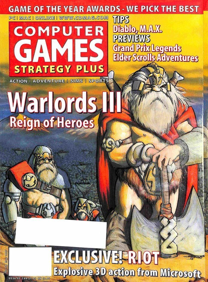 Computer Games Strategy Plus Issue 078 (May 1997)