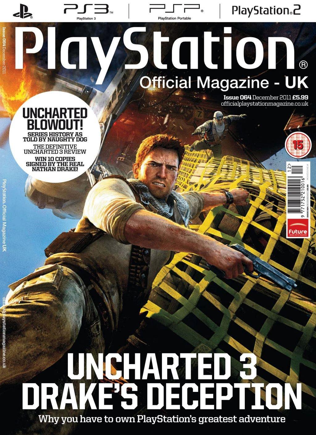 Playstation Official Magazine UK 064 (December 2011)