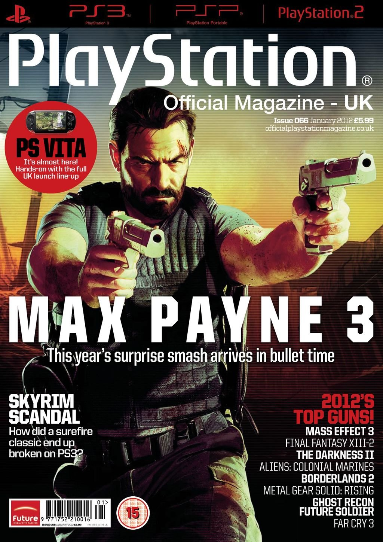 Playstation Official Magazine UK 066 (January 2012)
