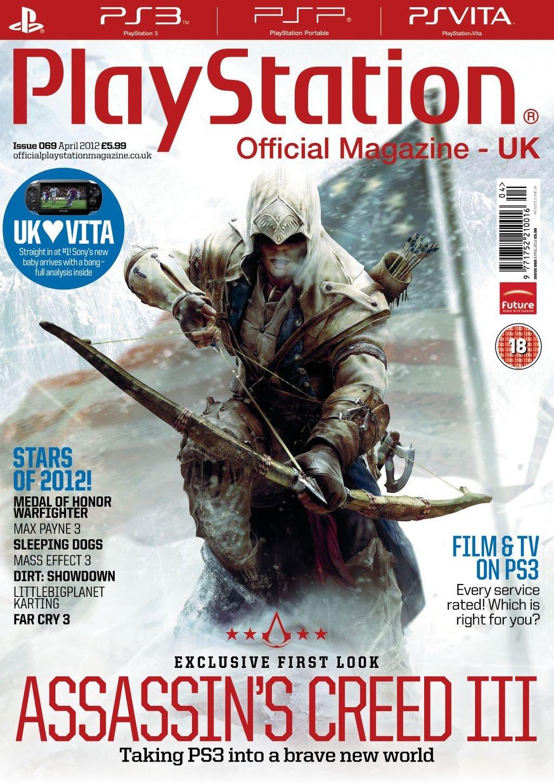 Playstation Official Magazine UK 069 (April 2012)