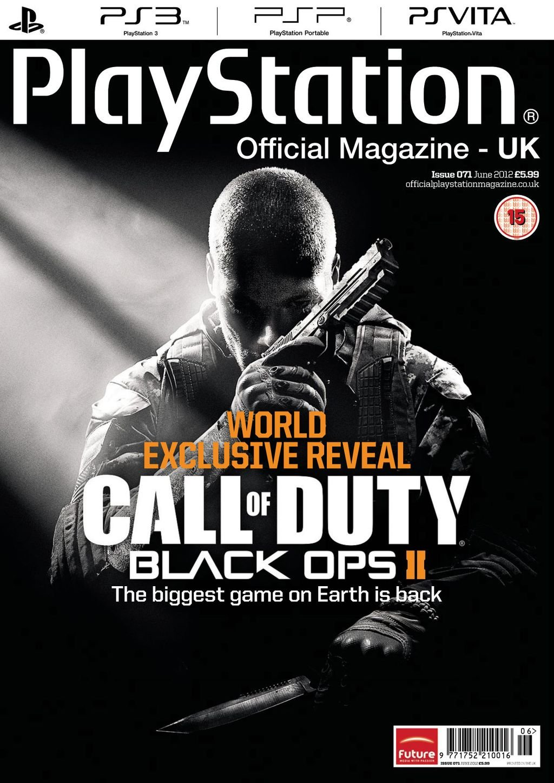 Playstation Official Magazine UK 071 (June 2012)