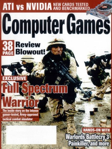 Computer Games Issue 159 (February 2004)