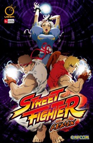 Street Fighter Remix 000 (August 2008)