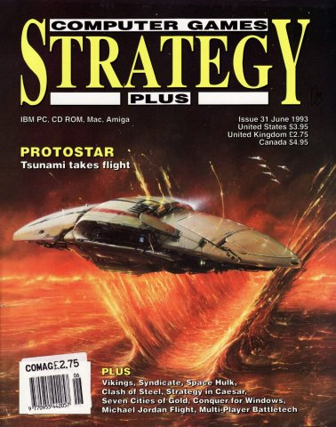 Computer Games Strategy Plus Issue 031 (June 1993)