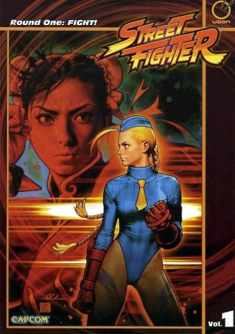 Street Fighter TPB Vol.1 Round One: Fight!